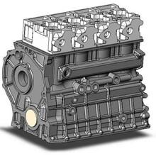 3D-model of YaMZ-534