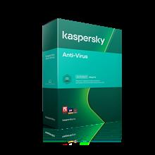 Kaspersky Anti-Virus: Renewal for 1 year* for 2 PCs  RU