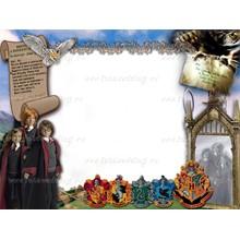 Frame children - Harry Potter