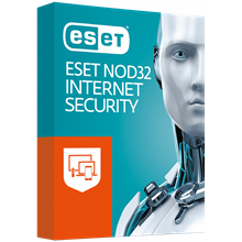 ESET NOD 32 Internet Security 3 PC for 1 year
