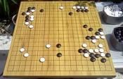 Strategy game Go (Japanese chess)