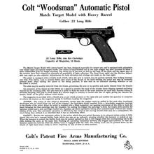 COLT automatic pistol .22