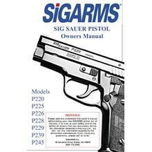 Sig Sauer pistol Complete Guide