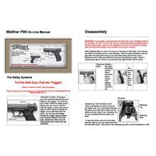 Pistol Walther P-99 Manual