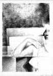 Figure Oleg Arnautova: Aroma of fresh canvas