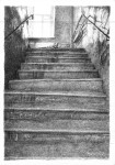 Figure Oleg Arnautova: Stairway to shop
