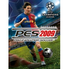 Pro Evolution Soccer ™ 2009 (+ tip for a movie or game).