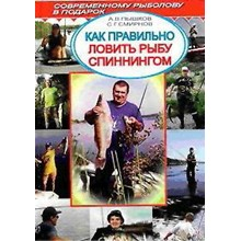 How to fish spinning