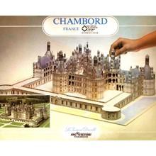 Chateau de Chambord - Model for assem