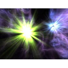 3 Beautiful images of the cosmos (2 stars near)