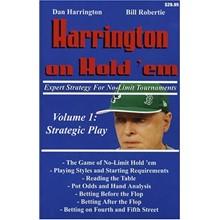 Harrington On Hold'em (Volume 1; Strategic Play) - Poker