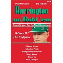 Harrington On Hold'em (Volume 2; The Endgame) - Poker