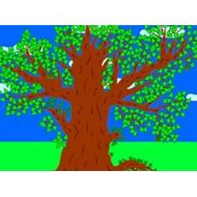 Flash tree of happiness