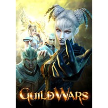 Guild Wars Trial CD-KEY (14 days or 10 hours of play)