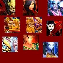 Avatarak 210 (64x64) on the theme of World of Watcraft