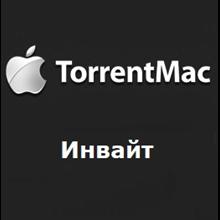TORRENTMAC.ORG: invite code for TORRENTMAC.ORG