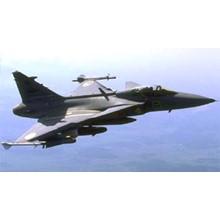 SAAB JAS39 Gripen. PDF-version. Paper Model