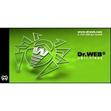 Antivirus Dr.Web для Windows(Linux), 1 year 3 PC