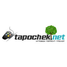 Account for Tapochek.net - can be downloaded 1.3 Tb