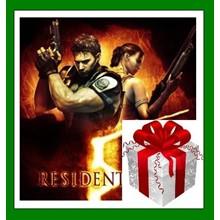 Resident Evil 5 - Steam Key - RU-CIS-UA