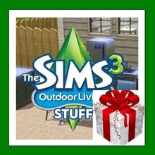 The Sims 3 Outdoor Living Stuff DLC Origin Region Free