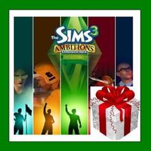 The Sims 3 Ambitions DLC - Origin Region Free