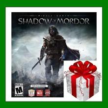 Middle-earth Shadow of Mordor - Steam Key - RU-CIS-UA