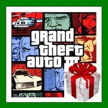 Grand Theft Auto 3 III - Steam Key - Region Free