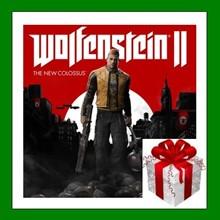 Wolfenstein 2 II The New Colossus - Steam RU-CIS-UA