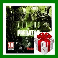 Aliens vs Predator Collection - Steam Key - RU-CIS-UA