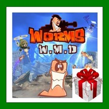 Worms W.M.D. - Steam Key - RU-CIS-UA-TR