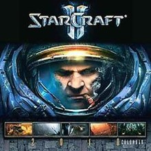 Thor pet Starcraft II: Wings of Liberty Collector TOP