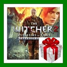 Witcher 2 Enhanced Edition - Steam Gift RU-CIS-UA