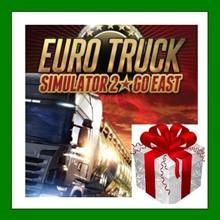 Euro Truck Simulator 2 - Going East DLC Key - RU-CIS-UA