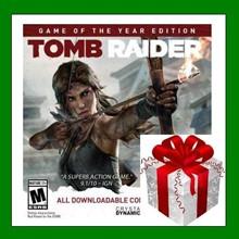 Tomb Raider GOTY Edition - Steam Key - Region Free