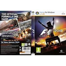 F1 2010 - GFWL - SCAN