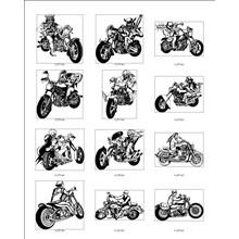 Мотоциклисты, часть 1