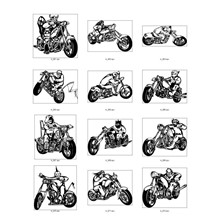Motorcyclists, Part 2
