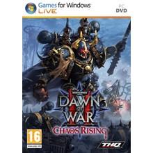 Warhammer 40000: Chaos Rising (Steam KEY) + GIFT