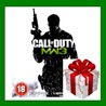 CALL OF DUTY Modern Warfare 3 - Steam RU-CIS-UA ПОДАРОК