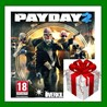 PAYDAY 2 GOTY Edition - Steam Gift RU-CIS-UA + ПОДАРОК