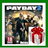 Payday 2 - Steam Key - RU-CIS-UA + АКЦИЯ