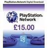 Playstation Network PSN ?15 (UK)