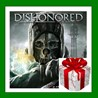 Dishonored Definitive Edition RHCP - Steam Region Free