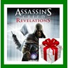 Assassins Creed Revelations - Steam RU-CIS-UA + ПОДАРОК
