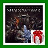 Middle-earth Shadow of War - RU-CIS-UA + ПОДАPOK