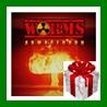 Worms Armageddon - Steam Key - RU-CIS-UA + АКЦИЯ