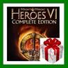 Might and Magic Heroes VI 6 Gold  - Uplay Key RU-CIS-UA