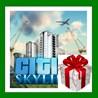 Cities Skylines - CD-KEY - Steam RU-CIS-UA + ПОДАРОК