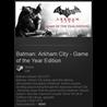Batman: Arkham City - GOTY Steam gift Reg Free+ПОДАРОК